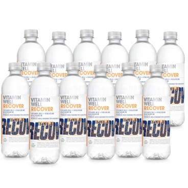 Vitamin Well Recover (12 x 500ml)
