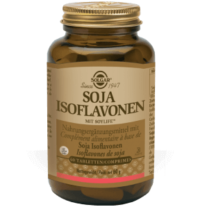Solgar Soja Isoflavonen Tabletten (60 Stk)