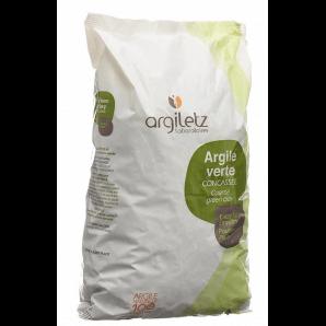Argiletz Heilerde Grün Körnig (3kg)