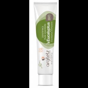 Argiletz Organic Eucalyptus Toothpaste (75ml)