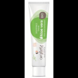 Argiletz Toothpaste Aloe Vera Organic (75ml)
