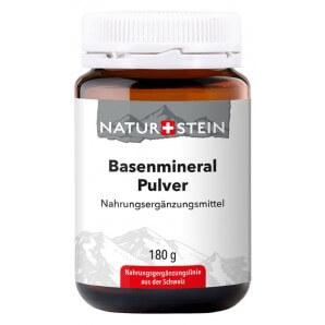NATURSTEIN Mineralbasen Pulver (180g)