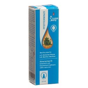 AromaSan Peppermint Organic Roll On (10ml)