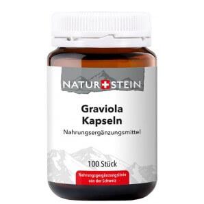 NATURSTEIN Graviola Kapseln (100 Stk)