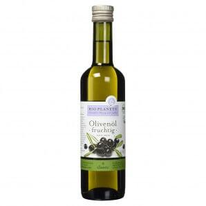 BIO PLANETE Olive Oil Fruity Nativ Extra (500ml)