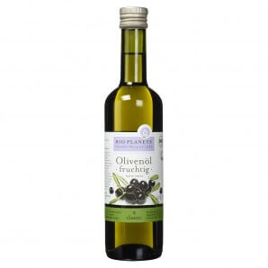 BIO PLANETE Olivenöl Fruchtig Nativ Extra (500ml)