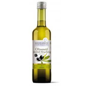 BIO PLANETE Olive Oil Medium Fruity Extra Virgin (500ml)