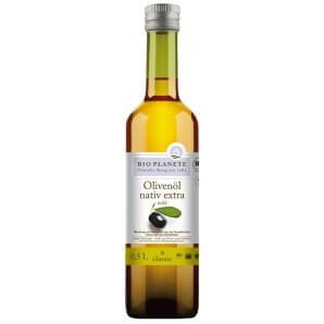 BIO PLANETE Extra Mild Olive Oil (500ml)