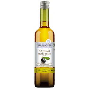 BIO PLANETE Olivenöl Nativ Extra Mild (500ml)