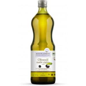 BIO PLANETE Olivenöl Nativ Extra Mild (1000ml)
