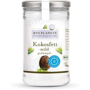 BIO PLANETE Coconut Oil Mild Steamed (950ml)