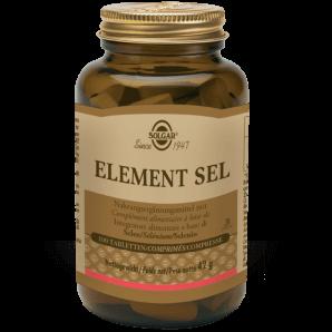 Solgar Element Sel Comprimés (100 pcs)