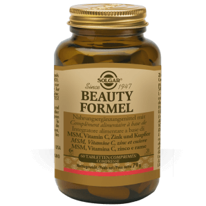 Solgar Beauty Formula Tablets (60 pcs)