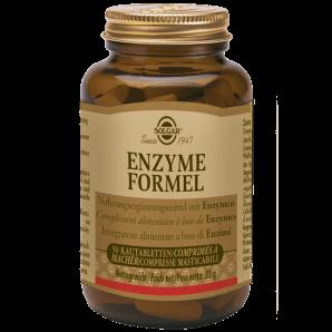 Solgar Enzyme Formel Kautabletten (50 Stk)
