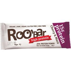 RooBar Protein Bar Cerry&Maca (60g)