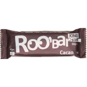 RooBar Rohkostriegel Cacao (16x50g)