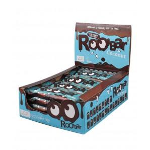 RooBar La Barre De Chocolat À La Noix De Coco (16x30g)