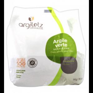 Argiletz Argile Verte Fine (1kg)