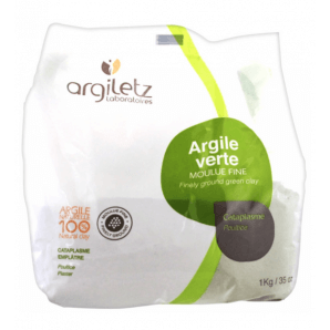 Argiletz Healing Earth Green Fine (1kg)