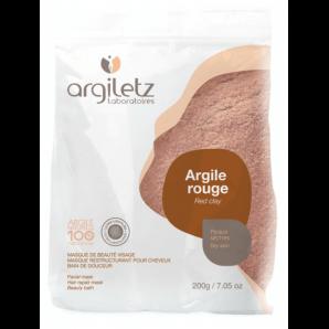 Argiletz Argile Rouge Ultra Fine (200g)