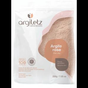 Argiletz Healing Earth Pink Ultra Fine (200g)