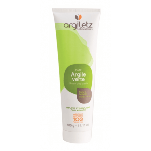 Argiletz Healing Earth Green Paste (400g)