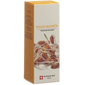 AromaSan Wheat Germ Oil (50ml)
