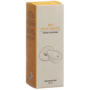 AromaSan Organic Avocado Oil (50ml)
