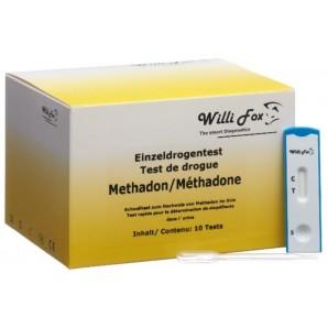 Willi Fox Drug Test Methadone Urine (10 pieces)