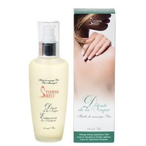 AromaSan Organic Massage Oil Relaxation of the Neck (120ml)