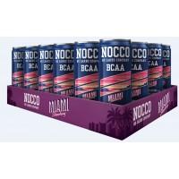 Nocco BCAA Miami (24x330ml)
