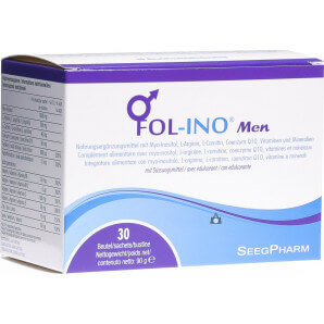 Fol-Ino Men Powder Bag (30 pcs)