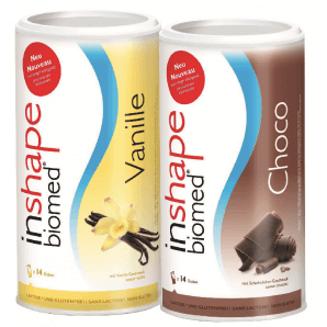 InShape Biomed - Vanille &...
