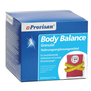 Provisan Body Balance Granulat Sticks (60 Stk)