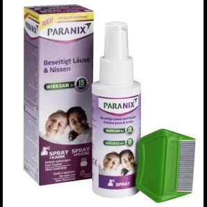 Paranix Spray + Comb (100ml)