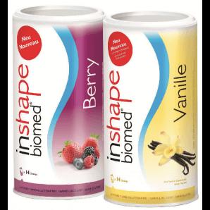 InShape Biomed Baie & Vanille Combi (2x420g)