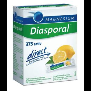 Diasporal Magnesium Activ Direct Zitrone (60 Stk)