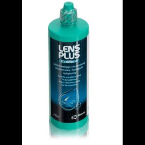 Lens Plus Ocu Pure saline solution bottle (240ml)
