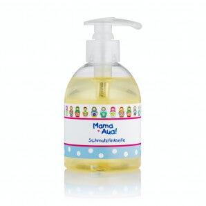Mama Aua! Schmutzfinkseife Soap (250ml)