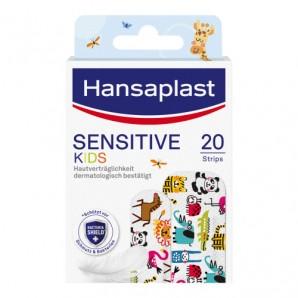 Hansaplast Sensitive Kids (20 Pcs)