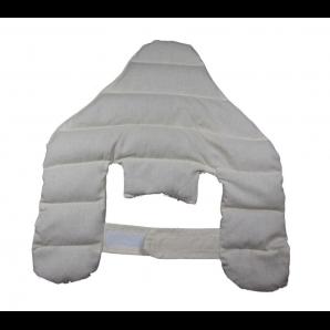 Himmelgrün Quilted Shoulder Pad 40x28cm (1 piece)