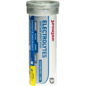 SPONSER Electrolytes Tabs Lemon (10x4.5g)