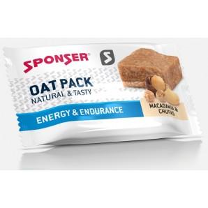 SPONSER Oat Pack Macadamia & Chufas Oat Snack (60g)