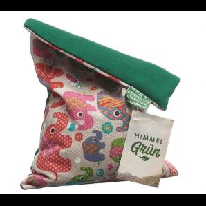 Himmelgrün Pillow Grape Seeds Elephant 30x20cm (1 piece)