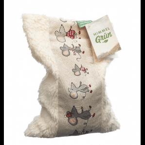 Himmelgrün Cherry Stone Pillow Mouse 30x20cm (1 Stk)