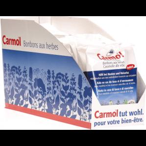 Carmol Kräuterbonbons 12 Beutel (75g)