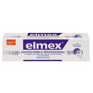 Elmex professionnel émail dentaire dentifrice (75ml)