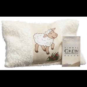 Himmelgrün Pillow Grape Seeds Sheep 18x14cm (1 piece)