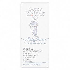 Louis Widmer - BabyPure Wind & Wetter Creme (50ml)