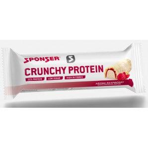 SPONSER Crunchy Protein Bar Raspberry (12x50g)